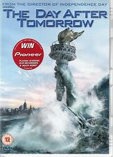 The Day After Tomorrow (DVD, 2004).