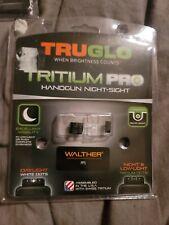 Truglo Walther Pps Tritium Pro Handgun Night Sights