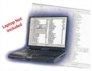 DIACOM PC-Based Marine Diagnostic System - Windows 10, 8, 7, Vista & XP- 94010
