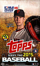 2015 Topps Series 2 Baseball - Pick A Player - Cards 526-701