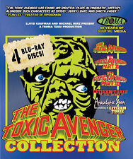 Toxic Avenger Boxset Blu-ray