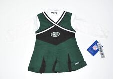 NY Jets 2 toddler Cheerleading Outfit by Reebok  New !