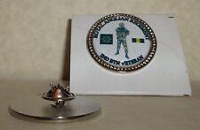 HM Armed Forces 2 Btn The Anglian Regiment Veteran lapel pin badge .