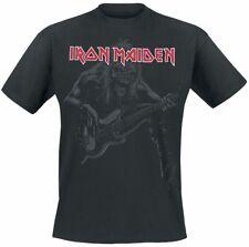 Iron Maiden Eddie Bass Männer T-Shirt schwarz  Undefiniert Band-Merch, Bands