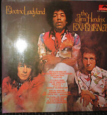 Jimi Hendrix Experience - Electric Ladyland - LP