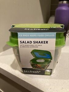 Fit &Fresh -Salad Shaker