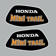 HONDA Z50 1972 Tank  Decals