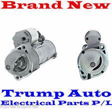 Starter Motor fits SSangyong Musso Sports engine OM662.920 2.9L Diesel 04-07
