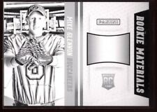 MIKE GLENNON /5 BEARS ROOKIE MATERIALS BLACK PRINTING PLATE PROOF RC 2013 PANINI