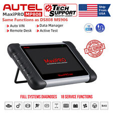 Autel MP808 OBD2 OBD Auto Scanner Professional OE-level Diagnostic Tool as MS906