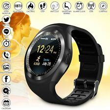 Smart Watch Y1 Bluetooth orologio SIM PER iOS & Samsung Huawei HTC  LG Sony ETC
