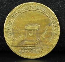Jeton Parties Casuelles 1697 - PARVO PRO MUNERE QUANTA - LUDOVICUS MAGNUS REX