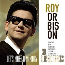 ROY ORBISON - LET'S MAKE A MEMORY   CD NEUF