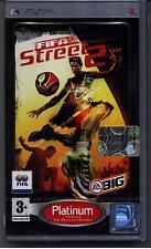 PSP - FIFA STREET 2 - PLATINUM - NUOVO PAL ITA