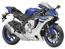 NEW-RAY REPLICA 1:12 SUPER SPORT BIKE 16 FOR YAMAHA YXF-R1 BLUE 57803A
