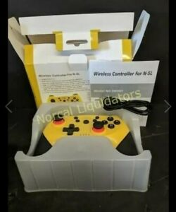 Controller with 6-Axis Handle for NS-Switch Pro Gamepad