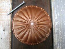 """Creative Covers L525FC Laguna 6"""" Flat Clean-out Cover, Copper"""