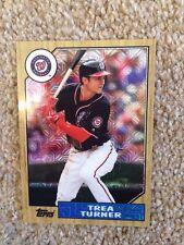 +++ Festa Turner 2017 TOPPS'87 Baseball Card #87TT - Washington Cittadini +++