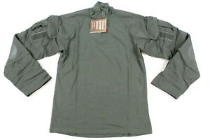 BLACKHAWK! ITS MEDIUM HPFU Combat Shirt w/ Integrated Tourniquets OD Green