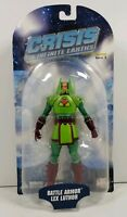 Crisis on Infinite Earths Series 2 Battle Armor Lex Luthor Figure DC Direct New