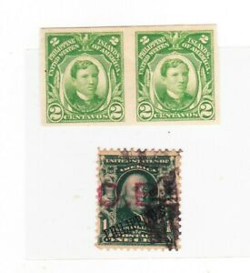 US - PHILIPPINE STAMPS - T