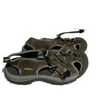Keen Waterproof Hiking Sandals Shoes Boys Youth Size 5 EU 38