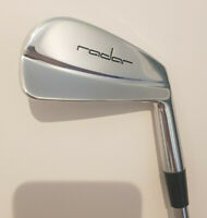 RADAR GOLF TOUR BLADE IRONS 3-PW DYNAMIC GOLD S300 WITH TOUR VELVET GRIPS