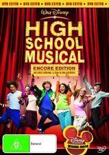High School Musical NEW R4 DVD