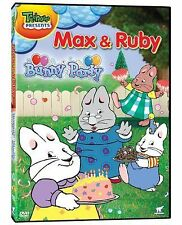 MAX AND RUBY BUNNY PARTY (FS) NEW DVD