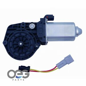 New Power Window Motor For Ford F-550 Super Duty 00-10 Front Right, Rear Left