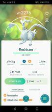 Pokémon Go Raid Level 5 Reshiram
