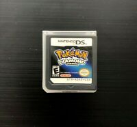 Pokemon Diamond Version Nintendo DS, 2006 Tested, Works Great,Great Gift! (Read)