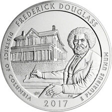 2017-P US America the Beautiful 5 oz. Silver Uncirculated Frederick Douglass