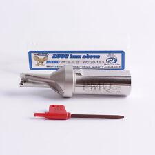 Φ22.5-4D-C25 U Drill 22.5mm-4D indexable drill bit  for wcmx040208 insert