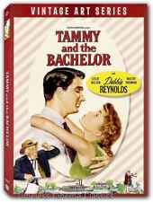 Tammy and the Bachelor DVD New Debbie Reynolds Leslie Nielsen Vintage Art Series