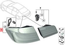Genuine BMW F10 F10N Sedan Inner Right Tail Light Rear Lamp OEM 63217312708