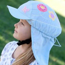 Children's Bicycle Helmet - Slip-on Sun Protection Cover - UPF50+ (Butterfly)