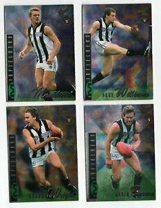 1996 Select Classic Centenary Series Collingwood Magpies  (pick from list)
