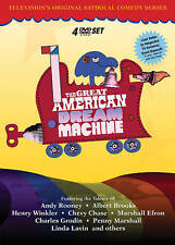 Great American Dream Machine, The - New  - DVD