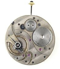 HIGH GRADE SWISS LEVER ULTRA SLIM POCKET WATCH MOVEMENT SPARES OR REPAIRS H55