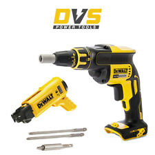 Dewalt DCF620N / DCF6201 XR 18v Collated Brushless Drywall Screwdriver Screw gun