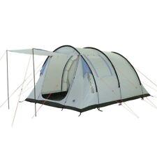 10T Camping-Zelt Salton, 4 Personen Tunnelzelt, Familienzelt mit 5000mm
