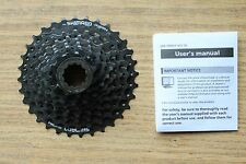 Shimano CS-HG200 TX 11-32 Tooth 9 Speed Bicycle Cassette Mountain Bike New