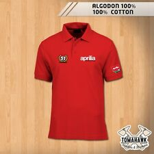 POLO APRILIA MOTORCYCLES POLO SHIRT POLAIRE