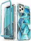 iPhone 11, 11 Pro, 11 Pro Max Case i-Blason Cosmo Full Cover Screen Protector