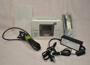 Canon Compact Photo Printer Selphy CP730 unused