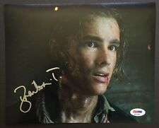 BRENTON THWAITES SIGNED 8X10 PHOTO AUTOGRAPH PSA COA PIRATES OF THE CARIBBEAN