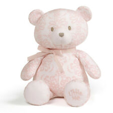 "Brand New Little Me Damask Teddy, 10"" by Gund Item # 4060195"