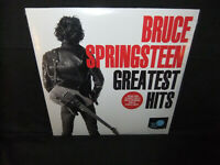 Bruce Springsteen Greatest Hits Sealed New Vinyl 2 LP from Master Tapes