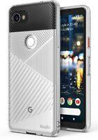 For Google Pixel 2 XL Ringke® [BEVEL] Shockproof Design TPU Bumper Cover Case